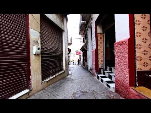 Old City of Tangier Morocco (aka Tanger)
