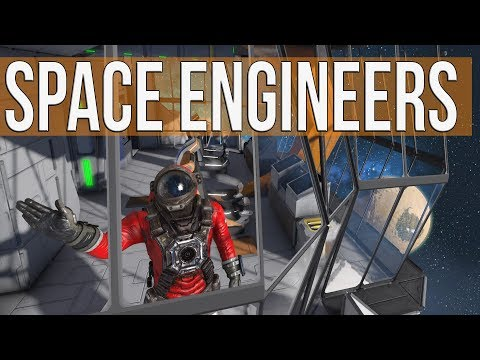Space Engineers - Deep Space Exploration Mod! Ep 10