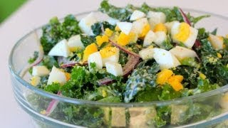 Kale Caesar Salad - Clean & Delicious®
