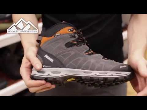 Meindl Mens Air Revolution Ultra Hiking Boots - www.simplyhi