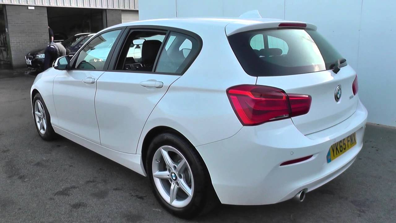 bmw 1 series 116d efficientdynamics plus 5dr u15835 youtube. Black Bedroom Furniture Sets. Home Design Ideas