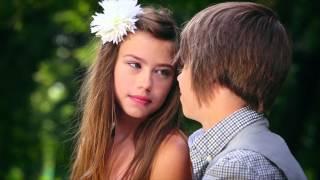 """Музыкальный клип Дани и Кристи """"Любовь сильней"""""""
