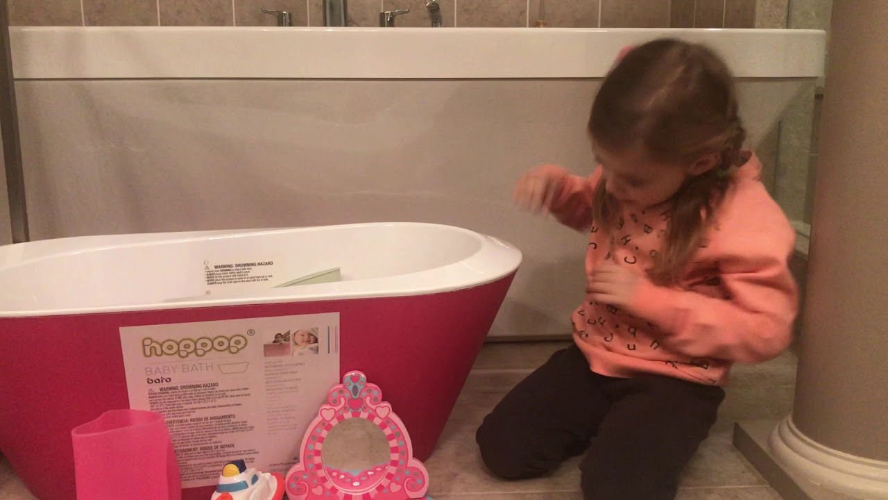 Hoppop Bato Tub Review - YouTube