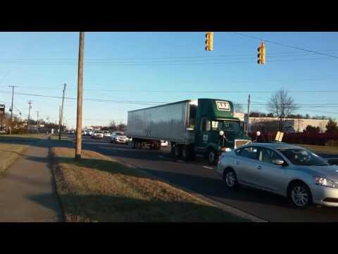 Wilson Trucking Corp Volvo VNM 420