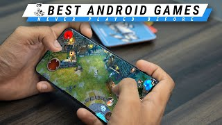 10 Really Good Android Games w/ Great Graphics!
