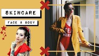 Skincare: Πώς έφτιαξε η επιδερμίδα μου • Venetia Kamara