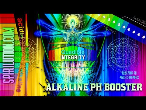 ★alkaline-ph-booster-/-balancer-frequency-formula---restore-ph-levels-fast!-quadible-integrity★