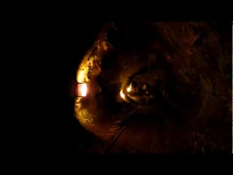 Inside the Thurston Lava Tube (HD1080P)