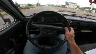 1999 LADA 4x4 Нива POV Test Drive
