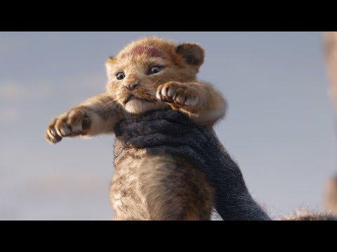 'The Lion King' Teaser