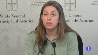 Lorena Gil: «no podemos seguir permitiendo el desmantelamiento industrial de Asturias»