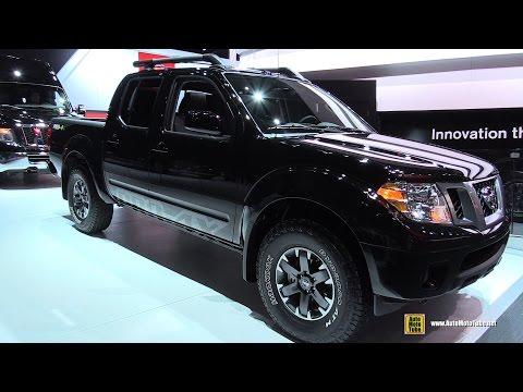 2015-nissan-frontier-pro-4x---exterior-and-interior-walkaround---2015-detroit-auto-show