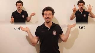 Lesson de Nissart (Hors-série 3) : Li vocala