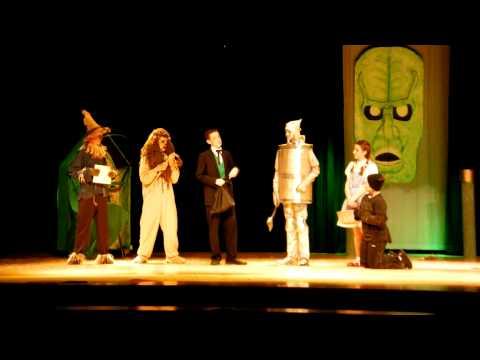 St Thomas Aquinas Regional School's Presentation of the Wizard of Oz