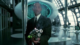 That's How I Fight Scene - Men in Black II (2002) [AEC:]