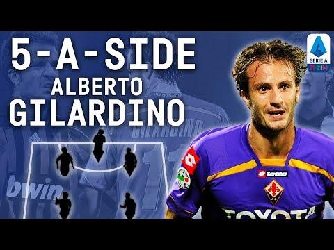 Fantasy 5-a-Side | Alberto Gilardino | Serie A