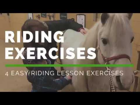 4 Useful Riding Exercises
