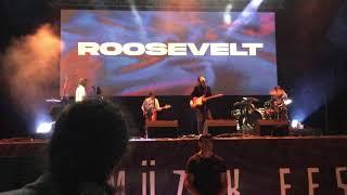 Roosevelt - Losing Touch - Nilüfer müzik festivali 2019 / Nilüfer Music Fest. 8 Sept. 2019 @ Bursa