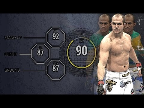 "JUNIOR ""CIGANO"" DOS SANTOS!! - UFC 211 Fighter Showcase!"