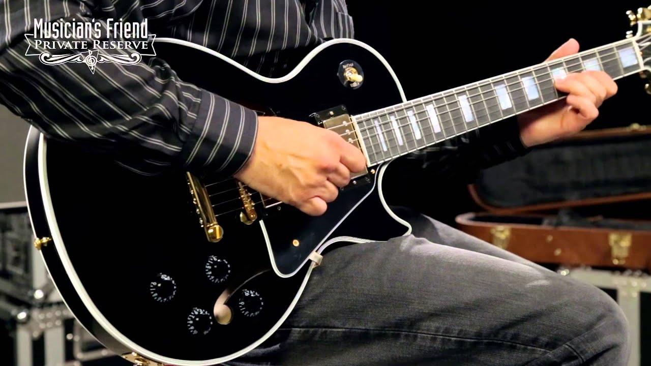 Gibson Les Paul Custom Semi Hollow Neuron Anatomy Diagram 2015 Memphis Limited Run Es