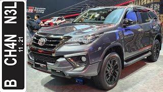 Toyota Fortuner TRD Sportivo Facelift #GIIAS2019 - Apa Saja Bedanya