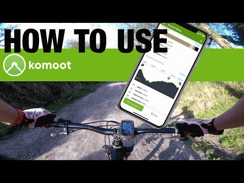 How to use Komoot In-App Route Planning An alternative to Strava?