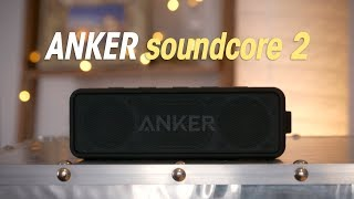 Prueba del altavoz Bluetooth Anker SoundCore 2