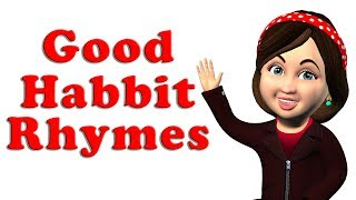 Nursery Rhymes Songs Collection - Good Habits Songs For Kids And Children   Mum Mum Tv