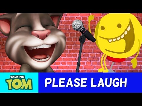 Talking Tom's Stand-Up Comedy (Brainfarts Special)