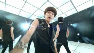U-Kiss - Neverland, Show! Music Core(쇼! 음악중심), EP276, 2011/09/...