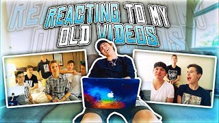 Baixar REACTING TO MY OLD VIDEOS