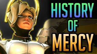 The History of Mercy in Competitive Overwatch