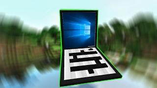 Funkční notebook v Minecraftu !!!??? | (CZ/SK) TUTORIAL