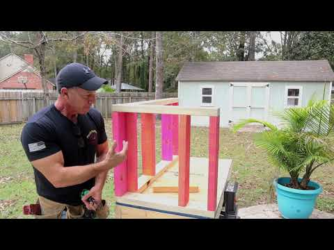 How to build a shed easy to understand!