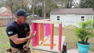 How to build a shed easy to understand| Paulstoolbox