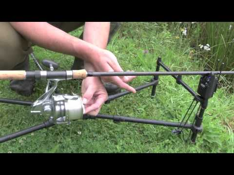 How To Catch Carp 1 - Slack Lines And Running Rigs