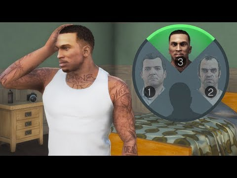 UNLOCK Carl Johnson in GTA 5! (Play as CJ)