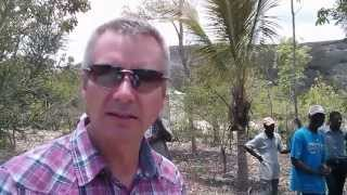 International Ngo Introduces Chicken Coops To Rural Farming Community In Zoranje, Haiti!