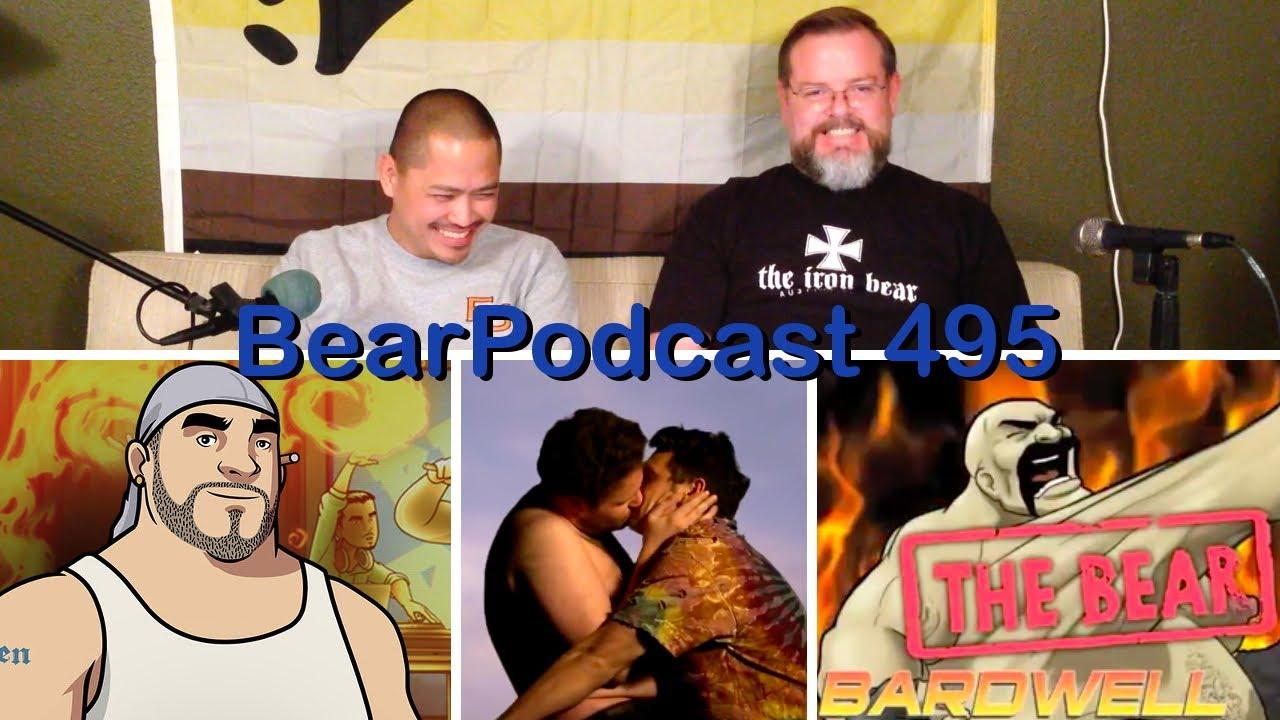 Gay bear bound