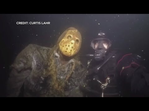 'Friday The 13th' Villain Immortalized In Minn. Lake
