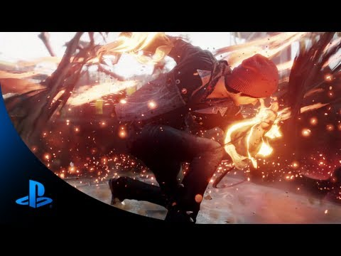 Infamous: Second Son dev diary talks art, animation and smoke