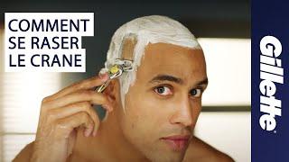 Comment se raser la tête seul | Gillette Fusion ProShield