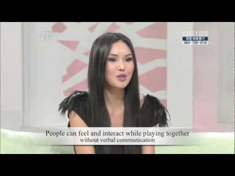 Soo Yeon Lee on Morning Wide Talk Show