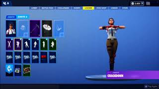Fortnite - CRACKDOWN Emote Extended Beat 1 HOUR (LEAKED)