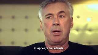 Interview de Carlo Ancelotti dans le CFC (11/10/15)