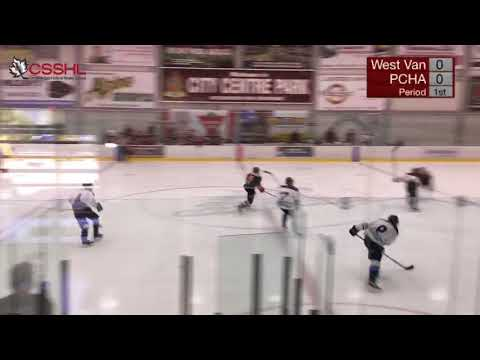 Pacific Sea Devils   PCHA E15 vs  West Van E15