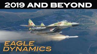 DCS WORLD   2018 AND BEYOND