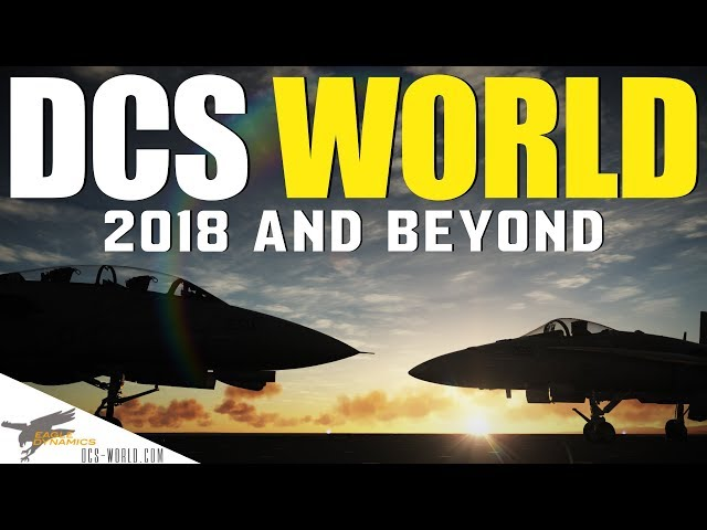 The Next DCS World Update Delivers '50% Increase In VR