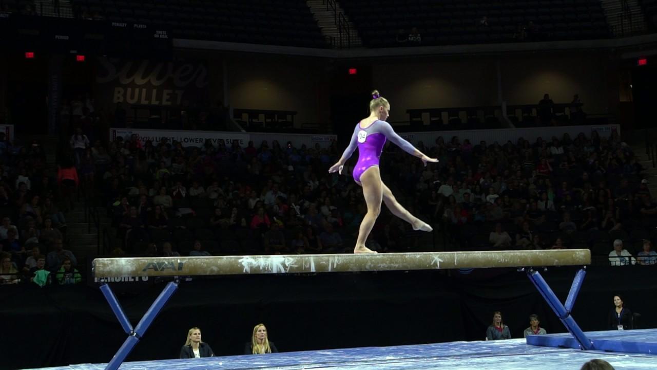 jade carey u2013 balance beam u2013 us classic u2013 senior competition usa gymnastics