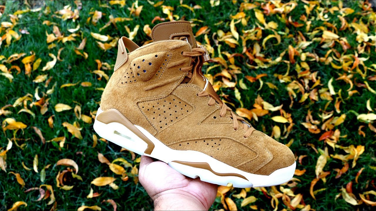 8db92ea7619210 The Air Jordan 6 VI Retro Golden Harvest